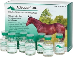 Adequan I.M. For Horses, 7 Vials (5 ml each)