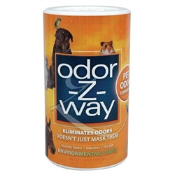 Odor-Z-Way Pet Odor Eliminator, 14 oz.