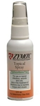 Zymox Topical Spray Hydrocortisone Free, 2 oz.
