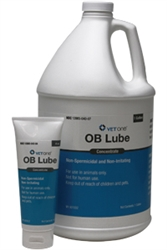 Vetone OB Lube Non-Spermicidal Sterile Lubricating Jelly, 5 oz