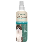 NaturVet Quiet Moments Cat Calming Room Spray, 8 oz