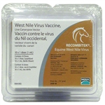 Recombitek Equine West Nile Virus Vaccine, 10 Doses