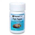 Fish Tapes (Praziquantel) 34mg, 12 Capsules