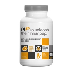 PL360 Arthogen Plus Advanced Hip & Joint Formula For Dogs, 180 Chewable Tablets