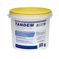 Tandem Oral Nutritonal Supplement for Horses, 5.2 lbs Pail