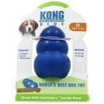 KONG Toy, Blue, Medium 15-35 lbs