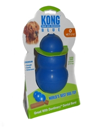 KONG Toy, Blue, Extra Large 60-90 lbs
