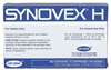 Synovex H Implants 10x10 Cartridges [100 Doses]