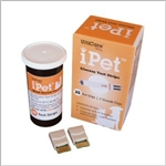iPet Glucose Test Strips, 25 Count Box