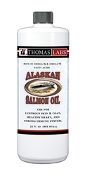 Alaskan Salmon Oil, 32 oz.