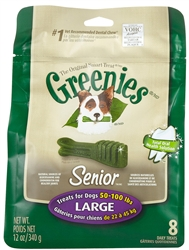 Greenies Senior Treat Pack, Large 12 oz. ( 8 Count)