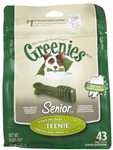 Greenies Senior Treat Pack, Teenie 12 oz. (43 Count)