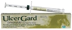 UlcerGard [Omeprazole 2.28 gm] Oral Paste Syringe, 3 Syringe Treatment Pack