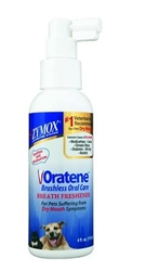 Oratene Veterinarian Breath Freshener, 4 oz