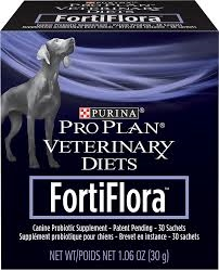 FortiFlora Canine Nutritional Supplement, 30 Sachets, 3 Pack