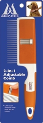 2-in-1 Adjustable Comb