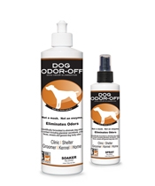 Dog Odor-Off Carpet Deodorizer, 16 oz. Soaker