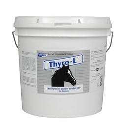 Thyro-L Powder For Horses, 10 lbs