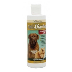NaturVet Anti-Diarrhea, 8 oz. Liquid
