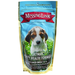 Missing Link Puppy Health Formula, 8 oz.