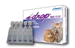 I-Drop Vet PLUS Eye Lubricant 0.30%, 20 Single Unit Dose Containers