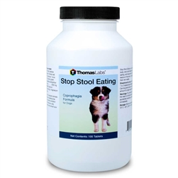 Thomas Labs Stop Stool Eating, 100 Tablets