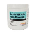 Aspirin Powder - Apple Flavor, 1 lb