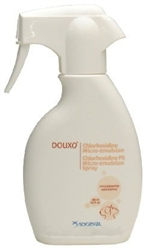 DOUXO Chlorhexidine PS Micro-Emulsion Spray, 6.8 oz.
