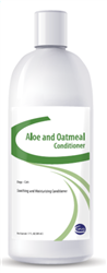 Ceva Aloe & Oatmeal Conditioner, 17 oz