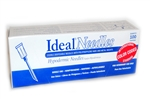"Ideal Needles 22 gauge x 1"", Hard Pack 100/Box"