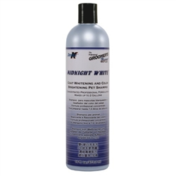 Groomer's Edge Midnight White Shampoo, 8 oz