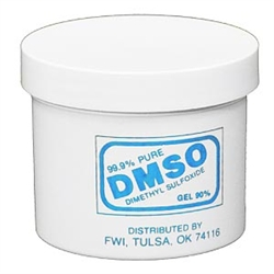 DMSO Gel 99% Pure, 4 oz