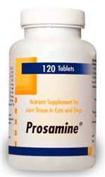 Prosamine For Dogs & Cats, 120 Chewable Tablets
