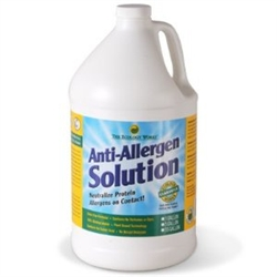 Anti-Allergen Solution, Gallon
