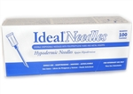 "Ideal Needles 18 gauge x 1-1/2"", Soft Pack  100/Box"