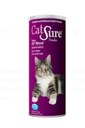 PetAg CatSure Powder Meal Replacement For Adult Cats, 4 oz