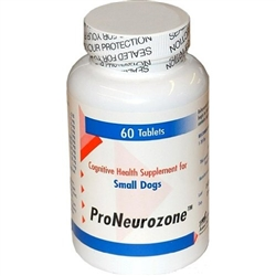 ProNeurozone Small Dogs, 60 Tablets