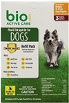 Bio Spot Active Care Flea & Tick Spot On, Dogs 15-30 lbs, 3 Months