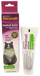 Petromalt Hairball Relief - Malt, 2 oz
