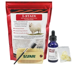 I-Stain Kit - Powder, Drops, Combs, Finger Cots