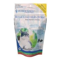 Renal Essentials Feline Bite-Sized Chew, 120 Count