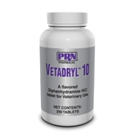 Vetadryl 10, 250 Chewable Tablets
