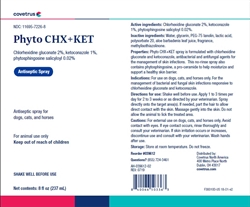 Phyto CHX+KET Antiseptic Spray, 8 oz