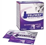 Feliway Wipes, 12 Count