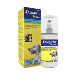 Adaptil Appeasing Pheromone Travel Spray For Dogs, 20 ml