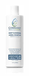 Command Deep Cleansing Animal Shampoo, 12oz