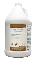 Aloe Oatmeal Shampoo, Gallon