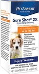 Sure Shot 2X (Pyrantel Pamoate) Suspension, 2 oz