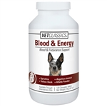Vet Classics Blood & Energy - Canine, 120 Chewable Tablets