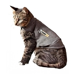 Thundershirt Cat Anxiety Shirt, Large